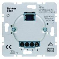 Berker 2906 Relais-Einsatz LIGHT CONTROL uni