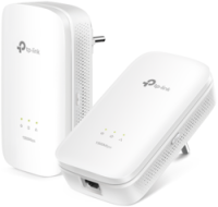 TP-LINK TL-PA8010 KIT - Starter Kit - Bridge