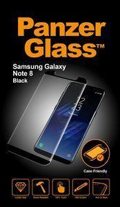 PanzerGlass s Samsung Galaxy Note8 BlackCaseFriendly