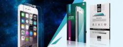 AGI Displayschutzglas f. Samsung Galaxy S6 (Flat)