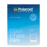 Polaroid Originals Color instant film for I-type Summer Blue (659004927)