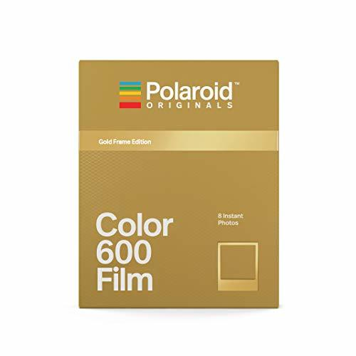 Polaroid originals Gold frame instant film for 600 (659004859)