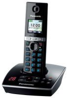 Panasonic KX-TG8061GB DECT Anrufer-Identifikation Schwarz Telefon