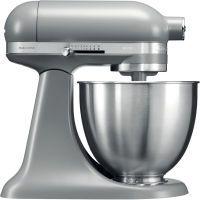 KitchenAid Küchenmaschine 3.3L MINI matte grey (5KSM3311XEFG)