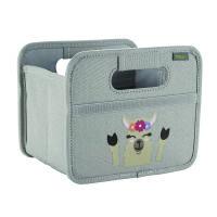 Meori Faltbox Mini Print Lama Stone Grey