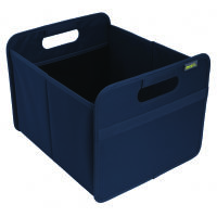 Meori Faltbox M Marine Blue Solid CLASSIC