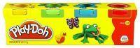 Hasbro Play-Doh Schulknete Mini 4 Pack 23241