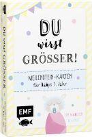 Edition Michael Fischer Du wirst größer! Meilenstein-Karten 1.J (67578988)