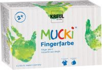 Kreul MUCKI Fingerfarbe 6er Set 150 ml (2316)