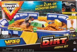 Spin Master MNJ Monster Jam Dirt Arena (30445546)