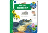 """Ravensburger """"Wieso? Weshalb? Warum? Alles über Reptilien (Band 64)"""" Anne Ebert / Patricia Mennen Wieso? Weshalb? Warum?Kinderbücher 4 - 7 Jahre Ravensburger Buchv"""