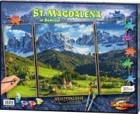 Malen nach Zahlen MNZ - St.Magdalena in Südtirol (63624705)