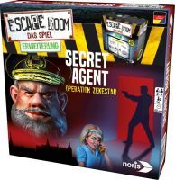 Noris Escape Room Secret Agent