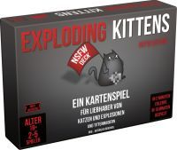 Asmodee Exploding Kittens NSFW Edition (62627662)