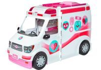 Mattel BARBIE 2IN1 KRANKENWAGEN FRM19