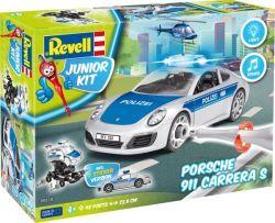 """Revell Porsche 911 """"Polizei"""" 1:20  (00818)"""