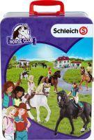 Theo Klein HC Schleich Horse Club Sammelkoffer (43259245)
