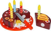 Tanner Geburtstagstorte zum Schneiden (45008002)