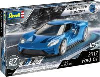 REVELL 2017 FORD GT 7678