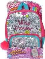 Color me mine CMM Glitter Couture Back Pack