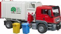 bruder MAN TGS Seitenlader Müll-LKW (34002011)