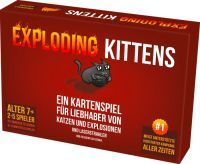 Asmodee Exploding Kittens (62625813)