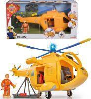 Simba FS Sam Hubschrauber Wallaby II mit Figur (42022586)
