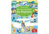 Usborne Verlag Mein erstes Stickerbuch: Am Flughafen (67488652)