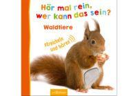 ars Edition Hör mal rein? - Waldtiere (66424359)