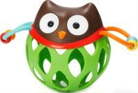 Roll Around Rattle Owl (303100)