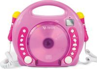 KARAOKE CD PLAYER BOY/GIRL SORT (69004032)