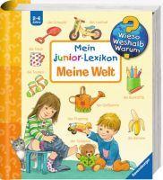 Ravensburger WWWjun. Mein junior-Lexikon: Meine Wel (67457251)