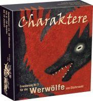 Asmodee Die Werwölfe von Düsterwald Charaktere (61038981)