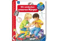 """Ravensburger """"Wieso? Weshalb? Warum? Wir entdecken unseren Körper (Band 1)"""" Doris Rübel / Doris Rübel Wieso? Weshalb? Warum?Kinderbücher 4 - 7 Jahre Ravensburger B"""