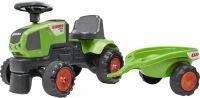 FALK Claas Traktorrutscher mit Anhänger (42602388)