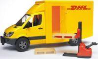 bruder MB Sprinter DHL+Handhubwg. (34000549)