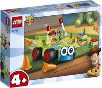 LEGO®, 10766, Woody & Turbo, LEGO® 4+