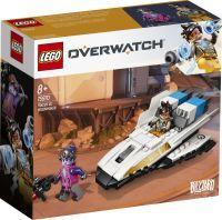 LEGO®, Tracer vs. Widowmaker 75970, Overwatch™, 15,5x14x6 cm
