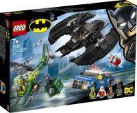 LEGO®, Batman - Batwing und der Riddler-Überfall 76120, DC Universe Super Heroes™, 38,2x26,2x5,7 cm