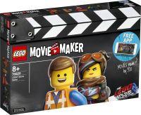 LEGO®, Movie Maker 70820, LEGO Movie™ 2, 7x38,2x26,2 cm, 482 Teile, 70820