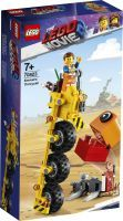 LEGO LEGO Movie 2 70823 Emmets Dreirad!