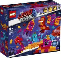 LEGO LEGO Movie 2 70825  Königin Wasimma   Bau-Was-DU-Willst-Box!