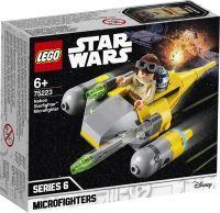LEGO Star Wars 75223 Naboo Starfighter Microfighter