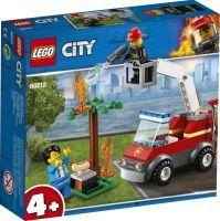 LEGO® City Feuerwehr beim Grillfest (4+) (38525158)