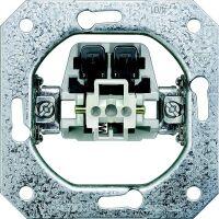 Delta Taster-Geräteeinsatz, UP 1 Schliesser, 10A, 250V