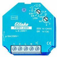 ELTAKO FSR61-230V Funkaktor Stromstoß-Schaltrelais