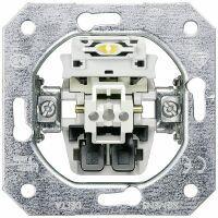 DELTA Schalter-Geräteeinsatz UP, Kontrollschalter aus 10A