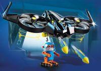 Playmobil Robotitron mit Drohne 70071