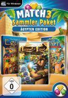 Match 3 Sammlerpaket - Ägypten Edition (PC)