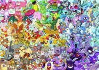 "Ravensburger Erwachsenenpuzzle ""Pokémon"" 1.000 Teile ab 14 Jahre Pokémon Puzzle von Ravensburger"